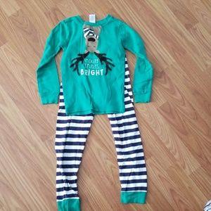 Gymboree Gymmies pajamas